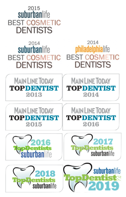 awards for this chester springs, pa dentist office